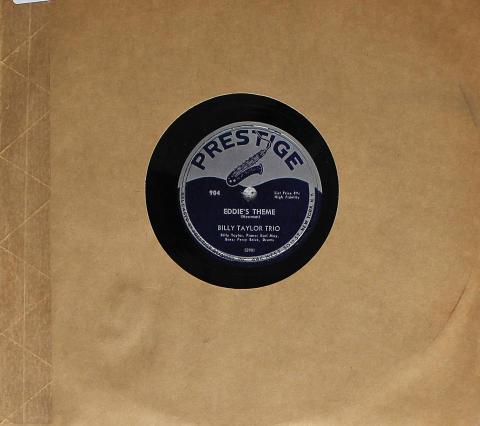 Billy Taylor Trio 78