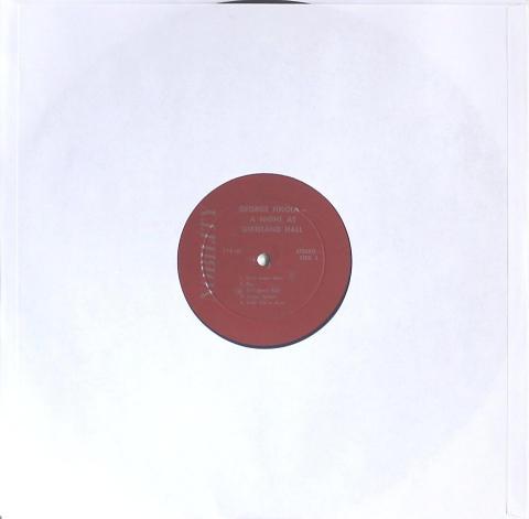 "George Finola Vinyl 12"""