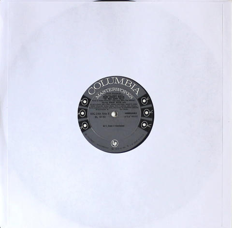 "The Most Happy Fella Vinyl 12"""