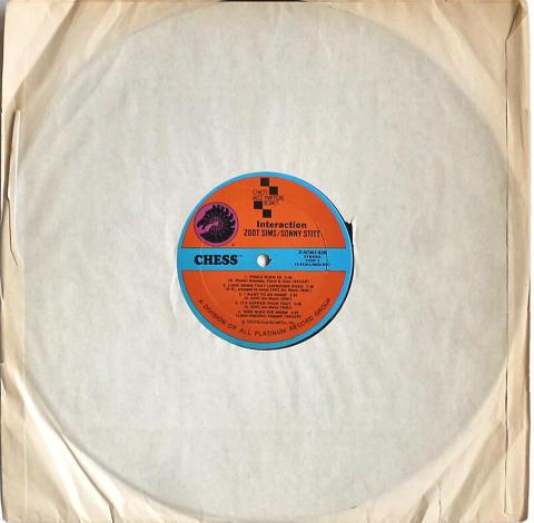 """Zoot Sims Vinyl 12"""""""