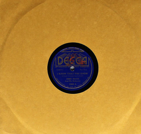 Jimmy Noone And His Orchestra 78