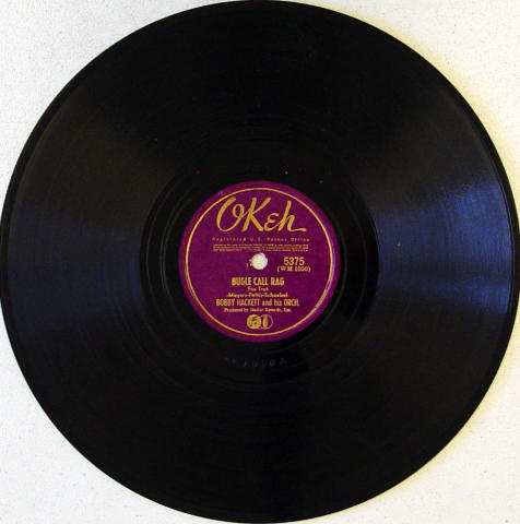 Bobby Hackett And His Orch. 78