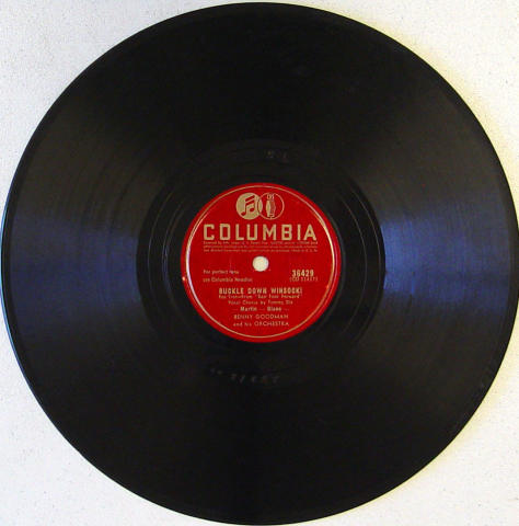 Benny Goodman and His Orchestra 78