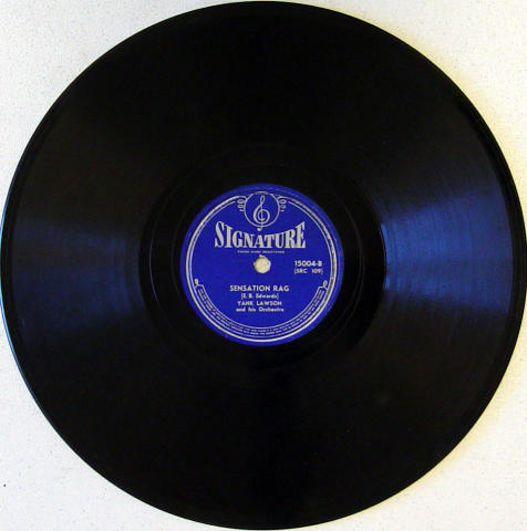 Yank Lawson And His Orchestra 78