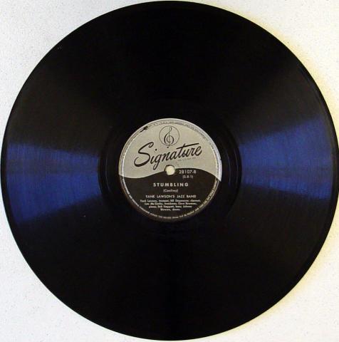 Yank Lawson Jazz Band 78