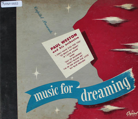 Paul Weston & His Orchestra 78