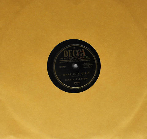 Jackie Gleason 78