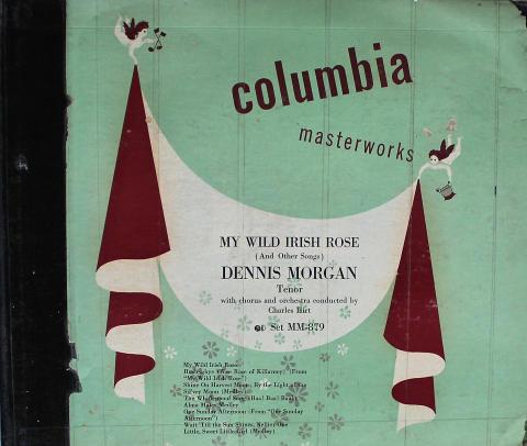 Dennis Morgan 78
