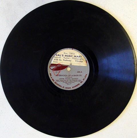 Lester Young Quartet 78