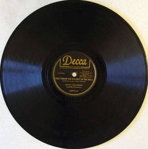 Lucky Millinder And His Orchestra 78