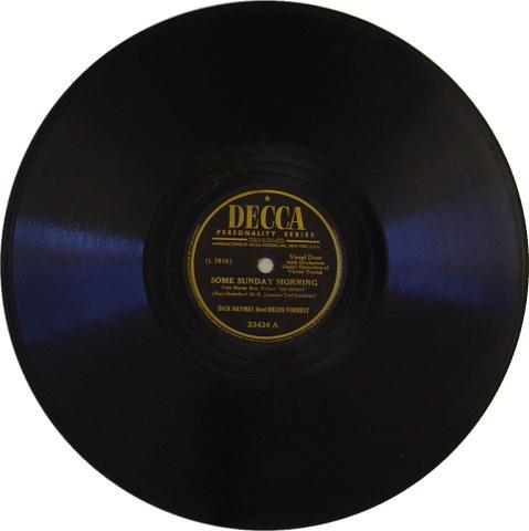 Dick Haymes 78