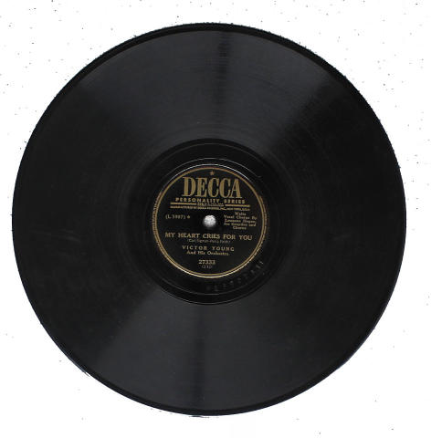 Victor Young And His Orchestra 78