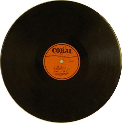 Don Cornell 78