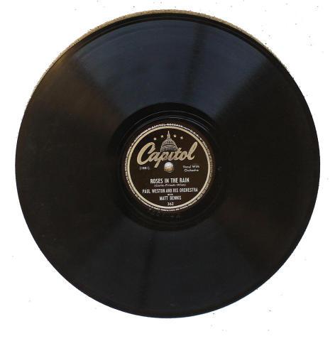 Paul Weston & His Orchestra 78