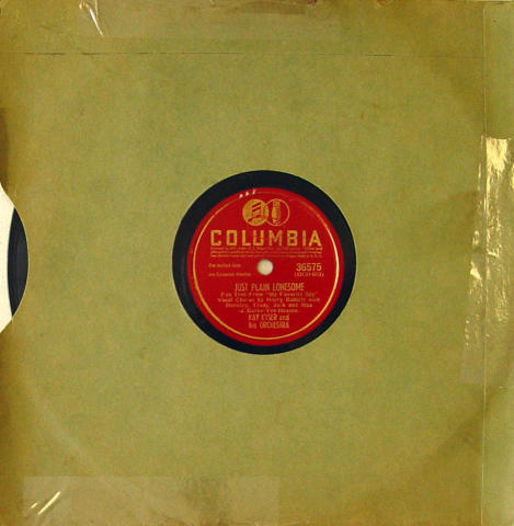 Kay Kyser And His Orchestra 78