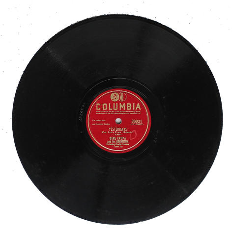 Gene Krupa And His Orchestra 78