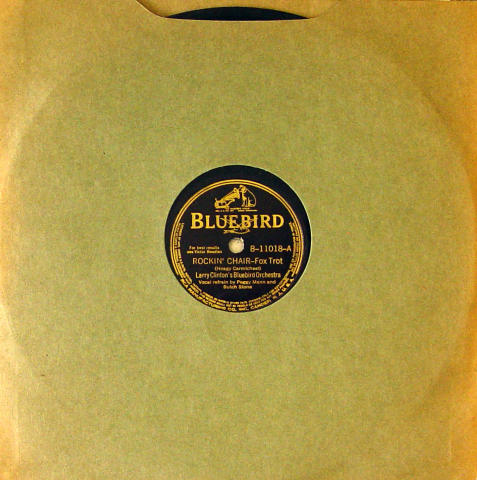 Larry Clinton's Bluebird Orchestra 78