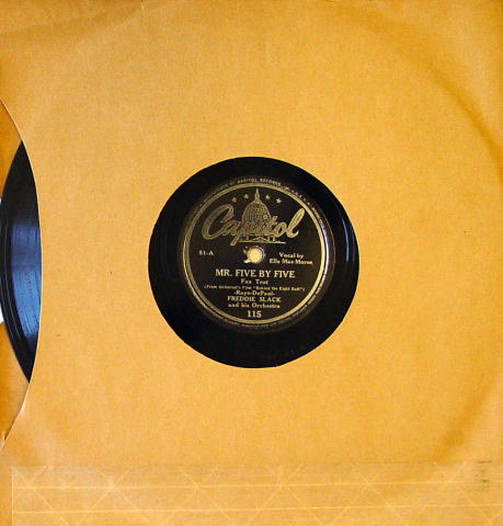 Freddie Slack And His Orchestra 78