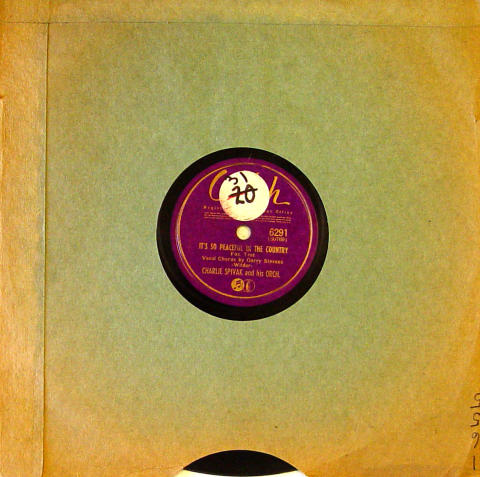 Charlie Spivak And His Orchestra 78
