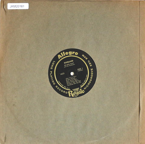 """Pee Wee Hunt And His Orchestra Vinyl 12"""""""