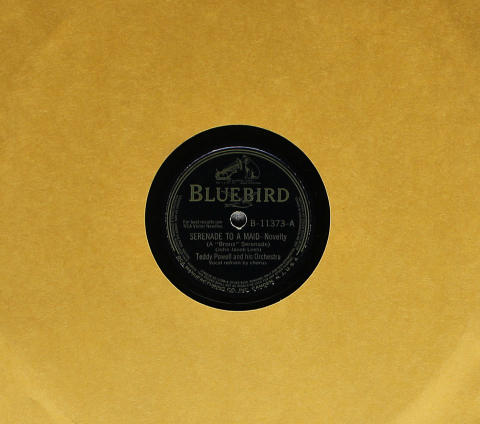 Teddy Powell And His Orchestra 78