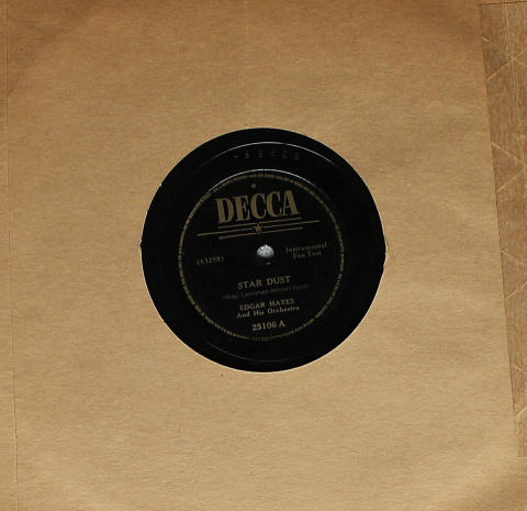 Edgar Hayes And His Orchestra 78