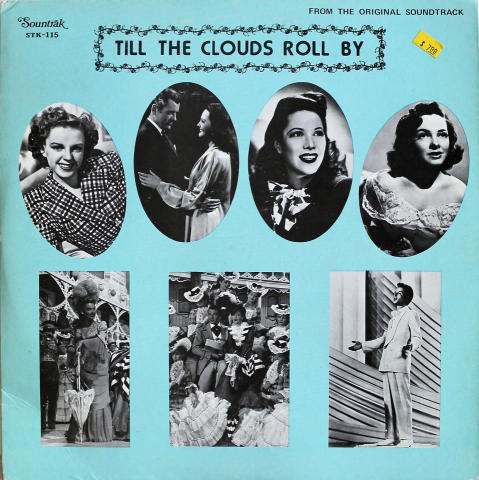 Till The Clouds Roll By Vinyl 12""