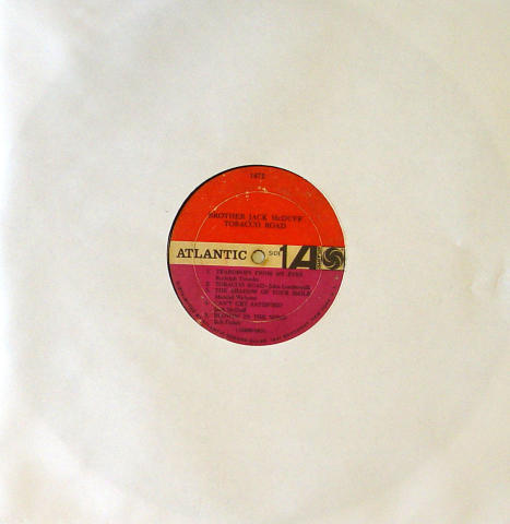 "Brother Jack McDuff Vinyl 12"""