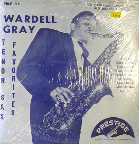 "Wardell Gray Vinyl 10"" (New)"