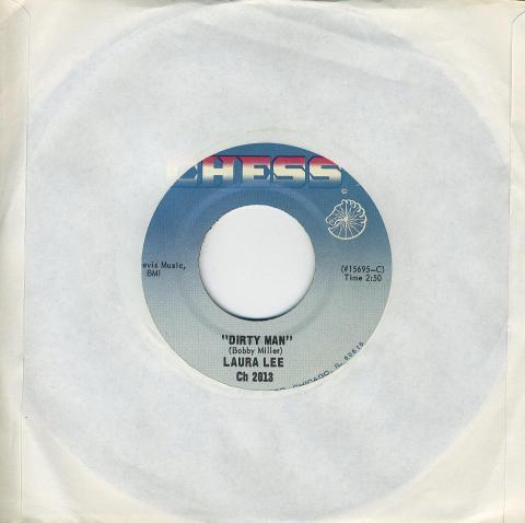 "Laura Lee Vinyl 7"" (Used)"