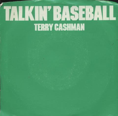 """Terry Cashman Vinyl 7"""" (Used)"""