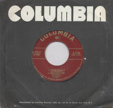 "Les Brown / Doris Day Vinyl 7"" (Used)"