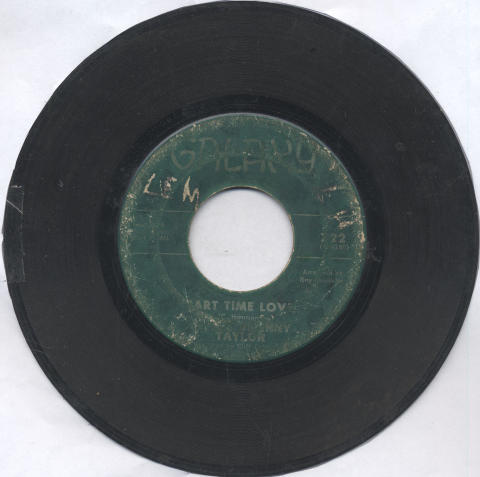 """Little"" Johnny Taylor Vinyl 7"" (Used)"