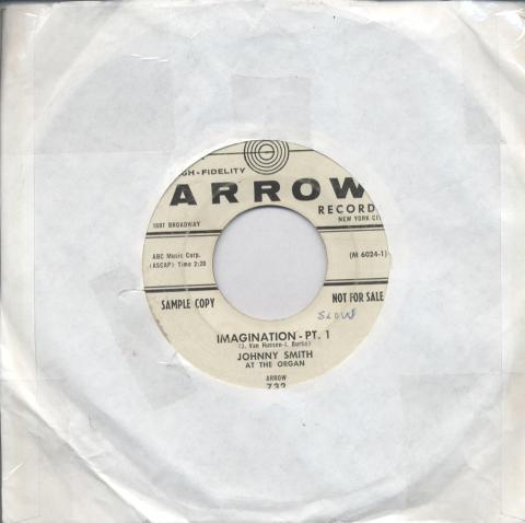 "Johnny Smith Vinyl 7"" (Used)"