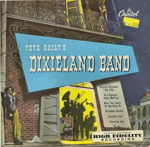 "Pete Daily Vinyl 7"" (Used)"