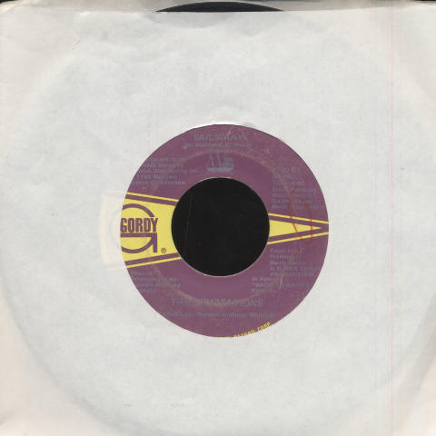 "The Temptations Vinyl 7"" (Used)"