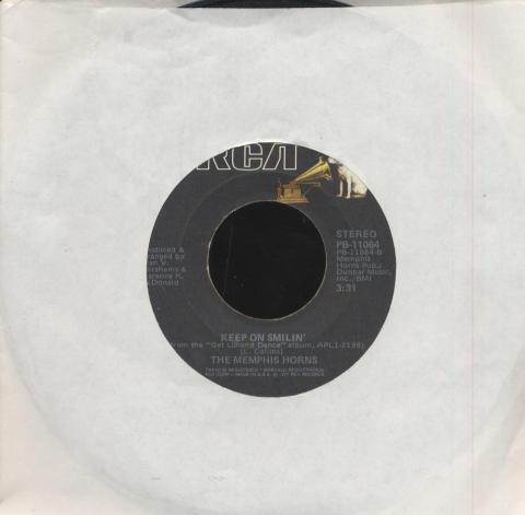 "The Memphis Horns Vinyl 7"" (Used)"