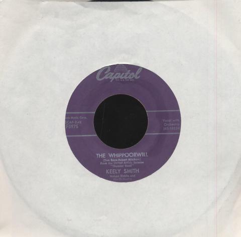 "Keely Smith Vinyl 7"" (Used)"