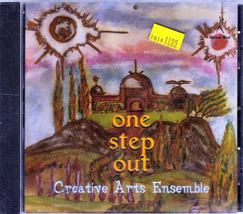 Creative Arts Ensemble CD
