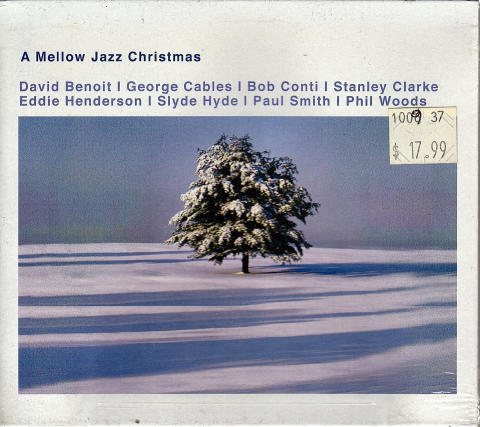 A Mellow Jazz Christmas CD