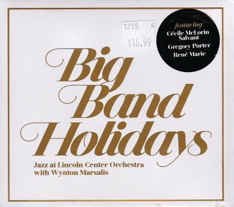 Big Band Holidays CD