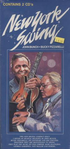 John Bunch / Bucky Pizzarelli CD