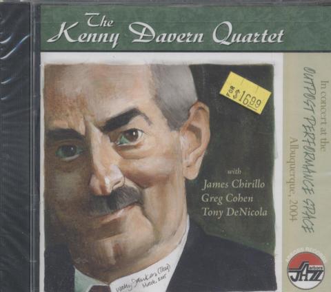 The Kenny Davern Quartet CD