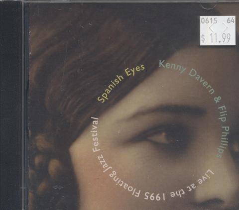 Kenny Davern CD