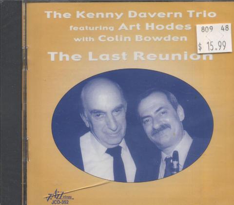 Kenny Davern / Art Hodes CD