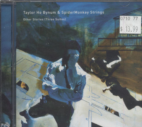 Taylor Ho Bynum CD