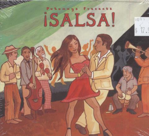 Salsa! CD