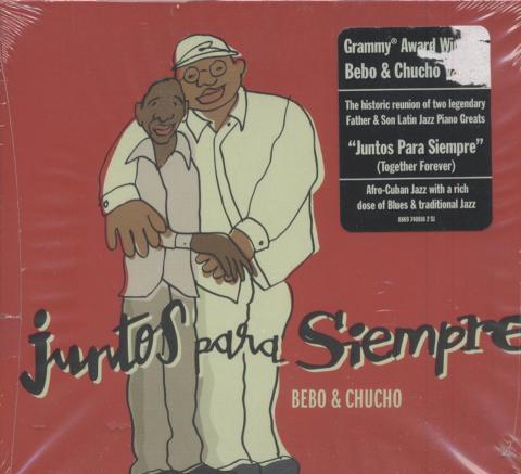 Bebo & Chucho CD