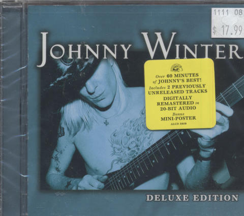 Johnny Winter CD