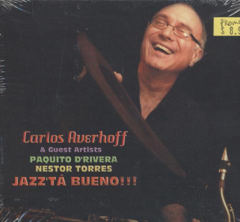 Carlos Averhoff CD